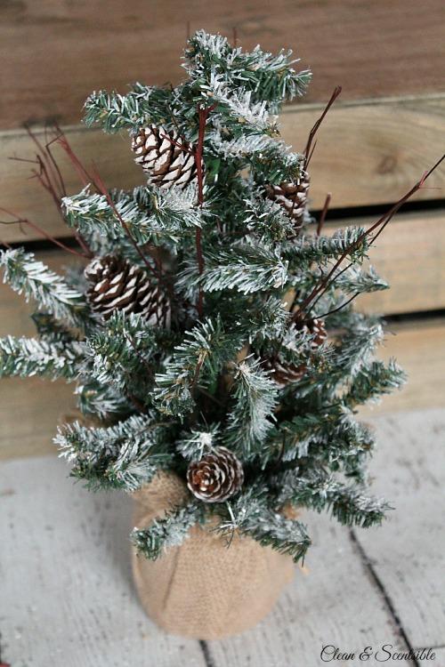 20+ Surprenant Décorations de Noël Avec des Matières Naturelles  20+ Surprenant Décorations de Noël Avec des Matières Naturelles
