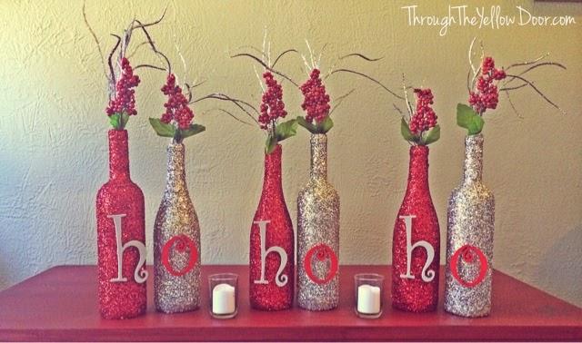 decorations-de-noel-bouteilles-1