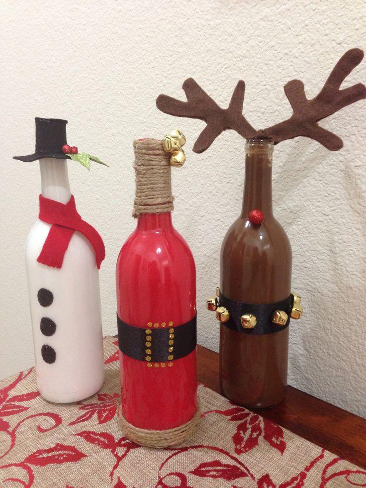decorations-de-noel-bouteilles-15