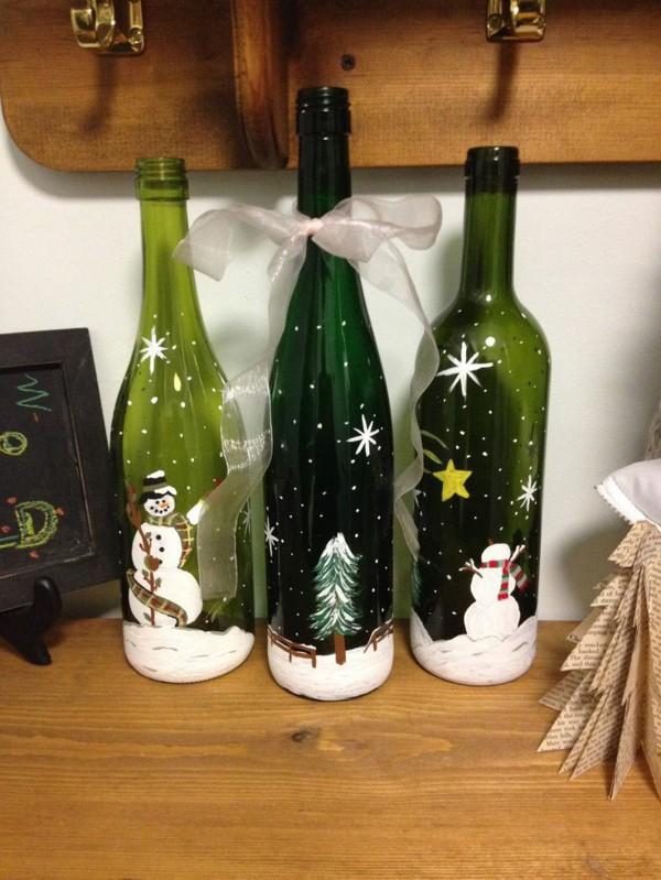 decorations-de-noel-bouteilles-22