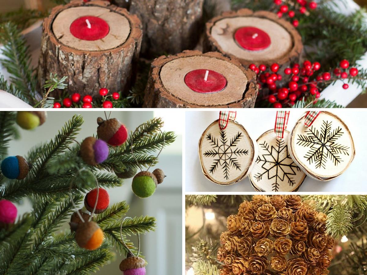 #B51627 20  Surprenant Décorations De Noël Avec Des Matières  5717 idée décoration noel nature 1200x900 px @ aertt.com
