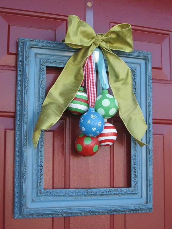 25+ Idées Étonnantes des Couronnes de Noël  25+ Idées Étonnantes des Couronnes de Noël