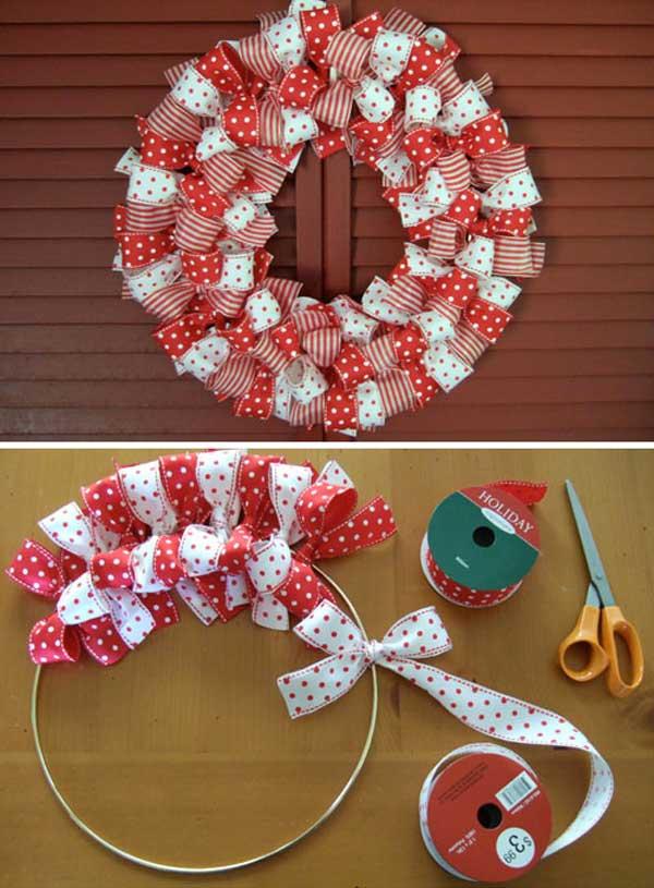 25+ Idées Étonnantes des Couronnes de Noël  25+ Idées Étonnantes des Couronnes de Noël  25+ Idées Étonnantes des Couronnes de Noël