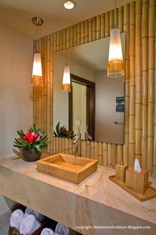 15 id es pour d corer un int rieur original avec du bambou for Decoration terrasse avec bambou