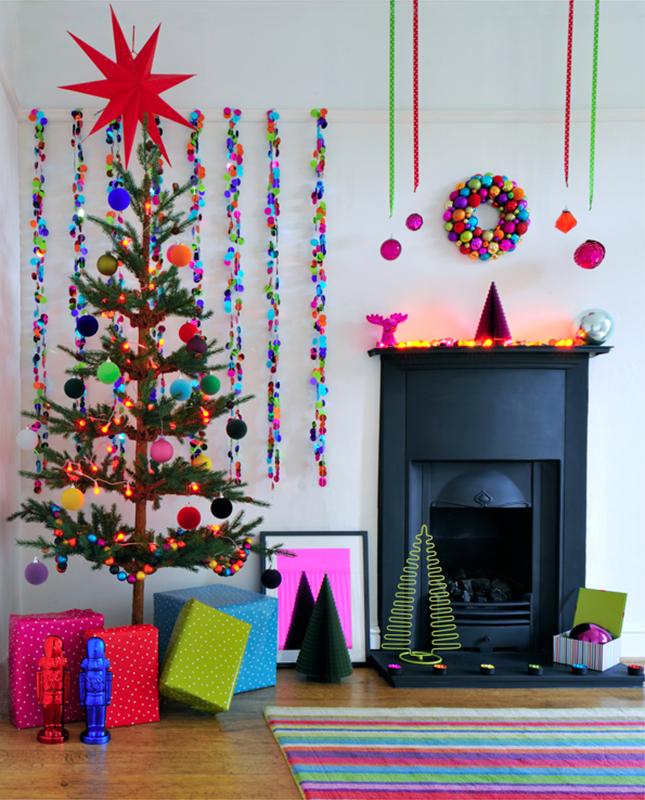 15 sapin de no l original alternatives artistiques l. Black Bedroom Furniture Sets. Home Design Ideas