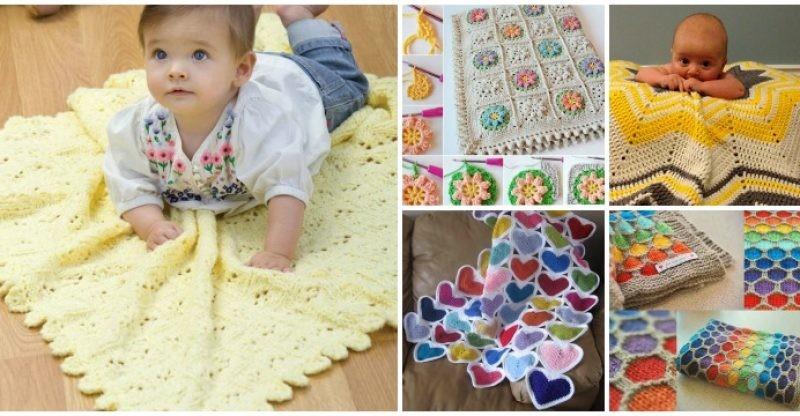 Crochet-Baby-Blanket-Free-Pattern