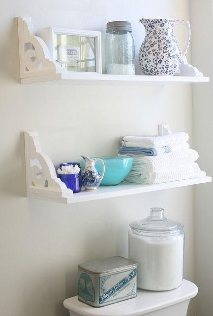 20 brilliant salle de bains organisation et solutions de for Humidite salle de bain solution