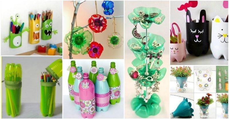 diy-artisanat-de-bouteilles-en-plastique