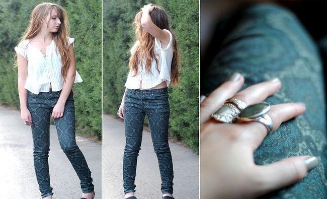 20+ Idées de Bricolage Pour Faire des Jeans Fantastique