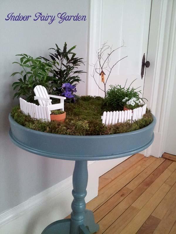 20+ Idées Super Génial de Jardin Intérieur