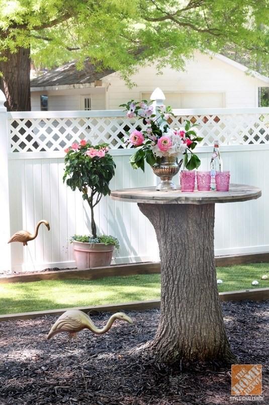 15+ Idées Fantastiques en Bois pour Votre Jardin  15+ Idées Fantastiques en Bois pour Votre Jardin