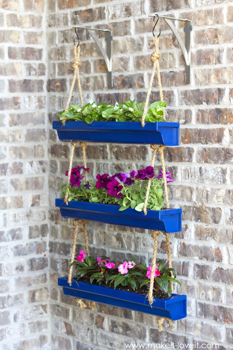 15+ Idées Fantastique de Jardinières Pour Embellir son Balcon et sa Terrasse