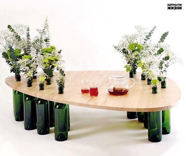 20+ Idées Originales pour Recycler une Bouteille de Vin