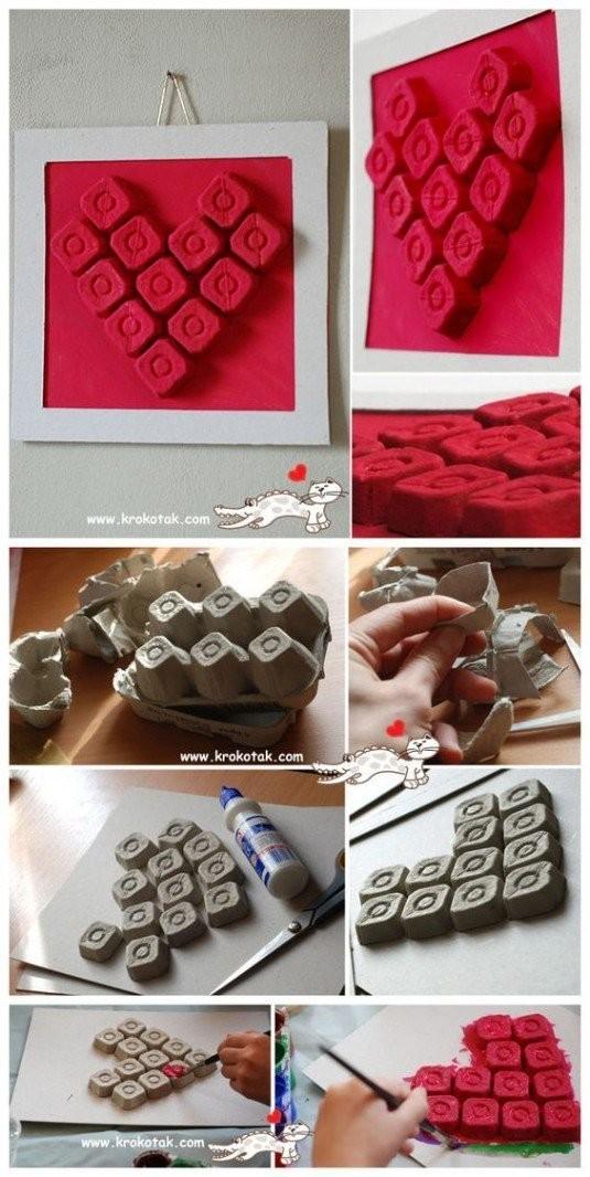 15+ Idées Créatives de Recyclage de Carton d'Oeufs