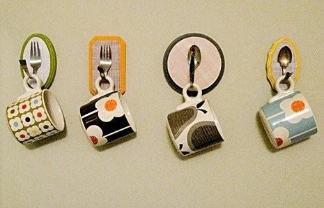 25+ Bonnes Idées pour Recycler ses Vieux Ustensiles de Cuisine