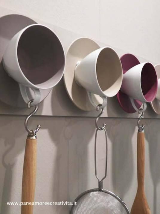 25 bonnes id es pour recycler ses vieux ustensiles de cuisine for Vieux ustensiles de cuisine