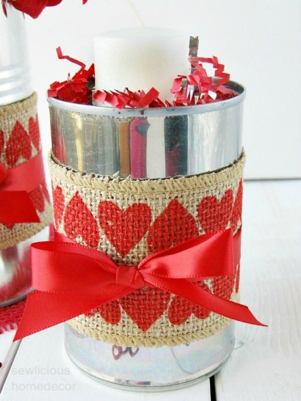 15+ Recyclez vos Boites de Conserve en Adorable Décoration