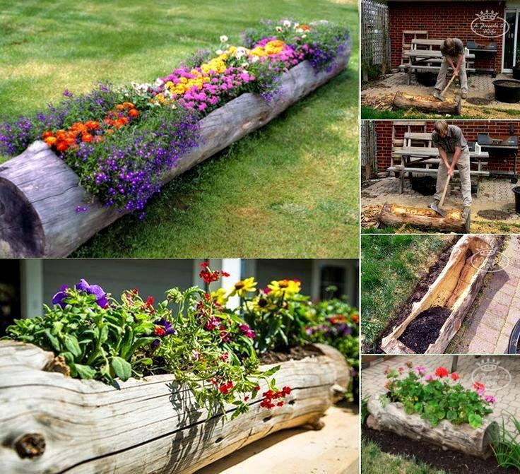15+ Idées de Déco Originales Pour Votre Jardin