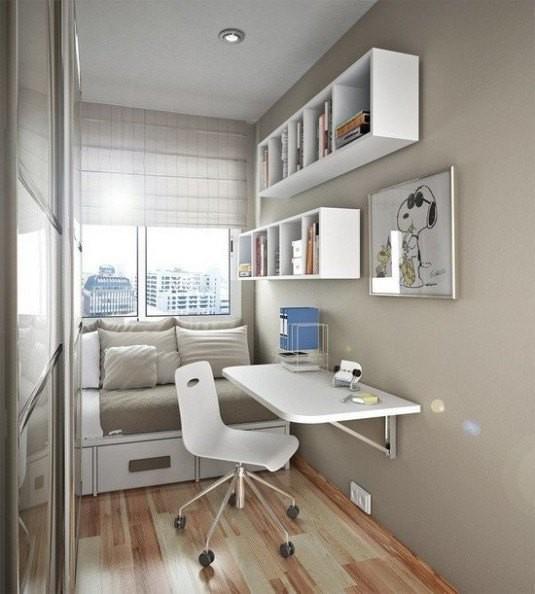 Idées Originales pour Déco Petite Chambre