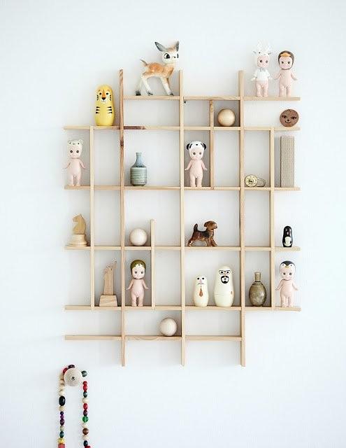 15 id es originales pour tag res g om triques. Black Bedroom Furniture Sets. Home Design Ideas