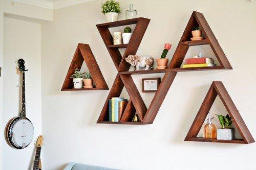 10+ Fantastiques DIY Étagères pour Votre Maison