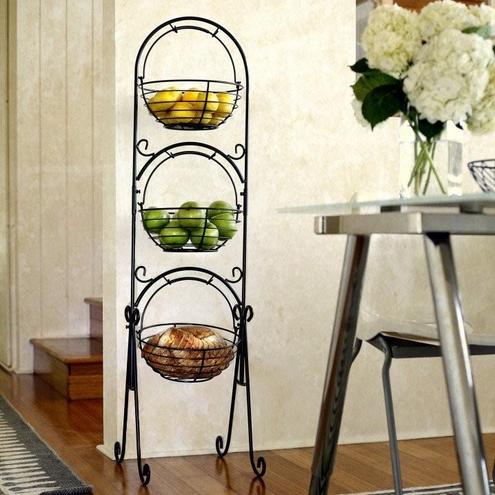10+ Idées Incroyables de Stockage de Fruits et Légumes