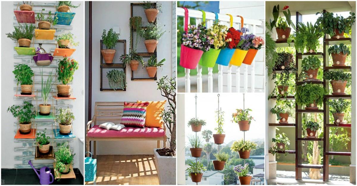 d corations florales fantastiques pour votre petits balcons. Black Bedroom Furniture Sets. Home Design Ideas
