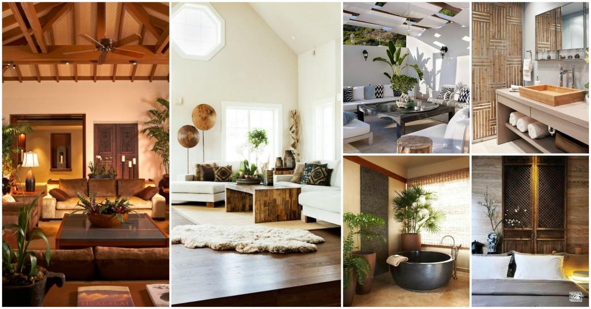 15 id es d coration asiatiques pour un int rieur modernes. Black Bedroom Furniture Sets. Home Design Ideas