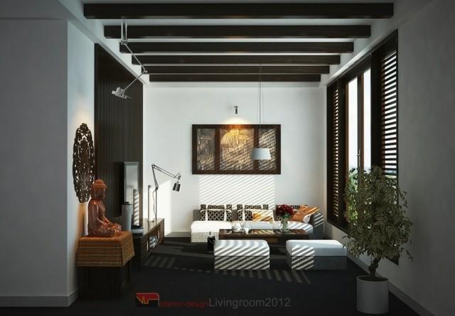 15+ Idées Décoration Asiatiques Pour un Intérieur Modernes