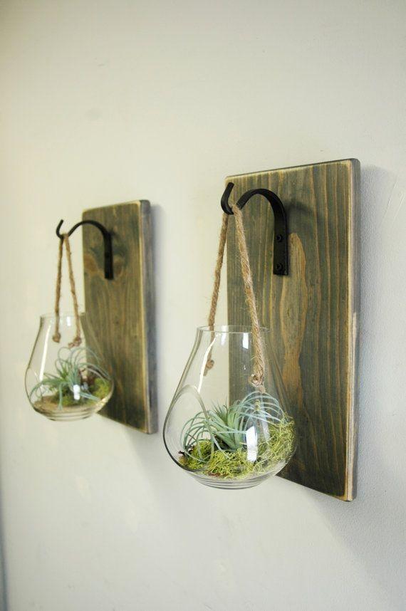 10+ Incroyables Idées Jardinières Avec Cordes