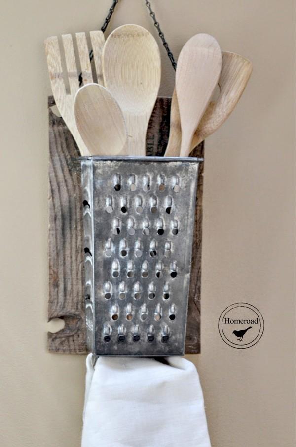 13+ Idées Pour Recycler vos Vieux objets Cuisine