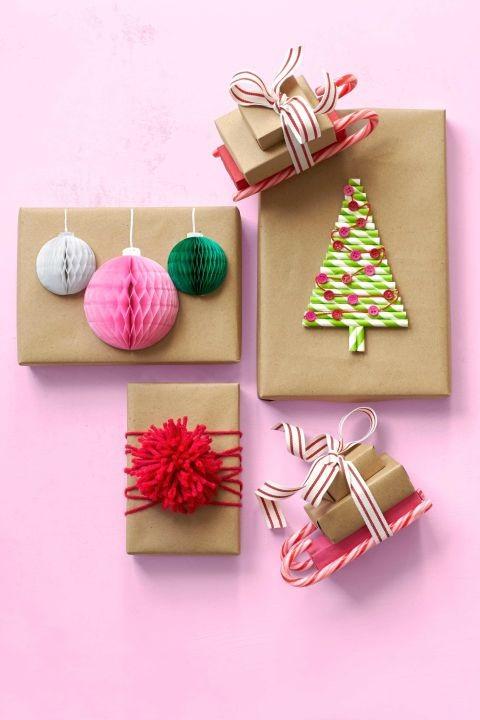 15+ Originales Idées de Décos de Noël à Faire soi-même
