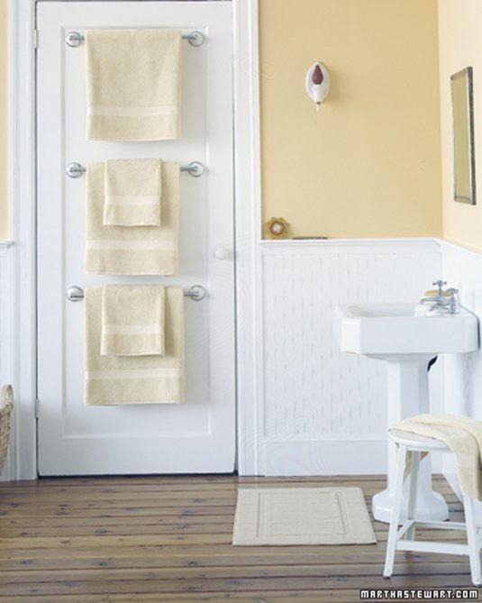 15 solutions de rangement pour votre salle de bain impressionnante - Dalle murale pour salle de bain ...