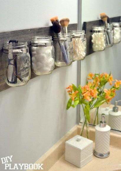 Projets de Palette de Bricolage pour Votre Salle de Bains Rustique