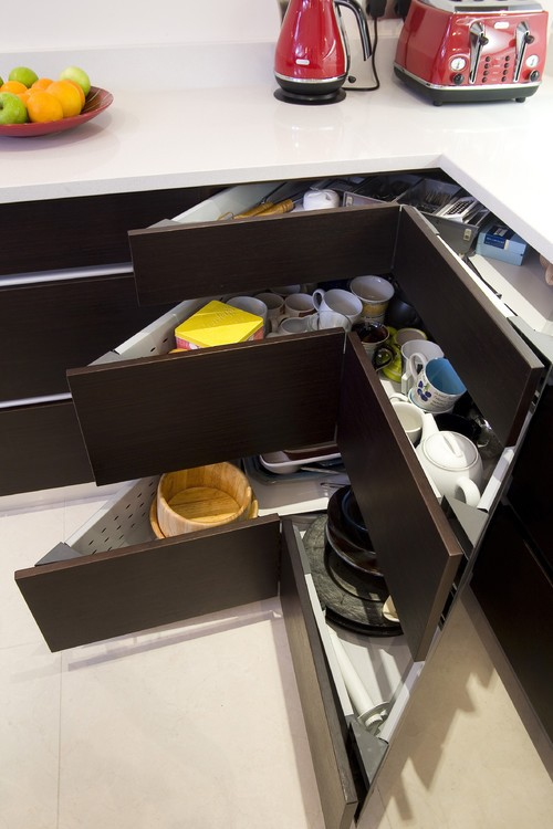 astuces inattendues pour organiser sa cuisine. Black Bedroom Furniture Sets. Home Design Ideas