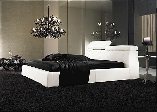 Design de Meubles Modernes pour la Chambre à Coucher