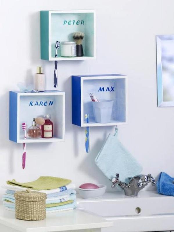 Des Idées Simples pour Organiser Votre Salle de Bain