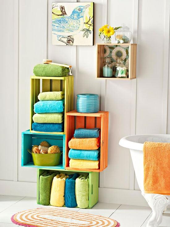 salles-bains-decorer-boites-bois