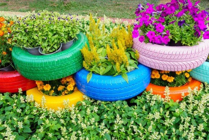 planteurs-fleurs-avec-vieux-pneus-13